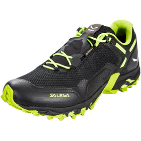 Salewa Speed Beat GTX Shoes Men black out/fluo yellow